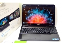 Laptop DELL Q15R i5 USB3.0 500GB LED HDMI Kamera 4H Win7 Notebook