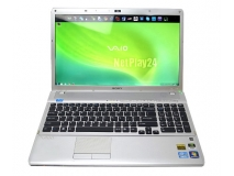 Laptop Sony VAIO PCG-81212M FullHD16 i5 NVIDIA1GB 6GB USB3.0 Blu-ray 500GB Win7 Notebook