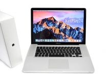 Wydajny Apple MacBook Pro 15 Ośmio Core i7 HSierra SSD256GB 8GB 5H Laptop