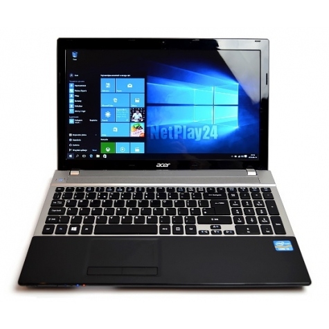 Laptop Acer V3 Core i3 LED15.6 USB 3.1 Kamera Win10 Notebook