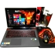 Gamingowy Laptop Lenovo Core i7 NVIDIA4GB 16GB 1TB FullHD Win10 Notebook