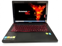 Gamingowy Laptop Lenovo Ośmio Core i7 Ram-8GB NVIDIA 1TB Notebook